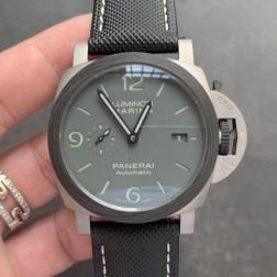 44MM Swiss Made Automatic New Swiss Panerai LUMINOR PAM01662 1:1 Best Replica Watch SPA0022