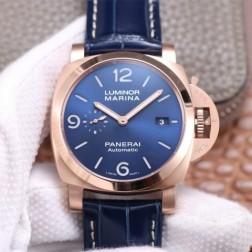 44MM Swiss Made Automatic New Swiss Panerai LUMINOR PAM01112 1:1 Best Replica Watch SPA0025