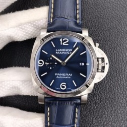 44MM Swiss Made Automatic New Swiss Panerai LUMINOR PAM01313 1:1 Best Replica Watch SPA0031
