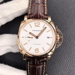 42MM Swiss Made Automatic New Swiss Panerai LUMINOR PAM01042 1:1 Best Replica Watch SPA0032