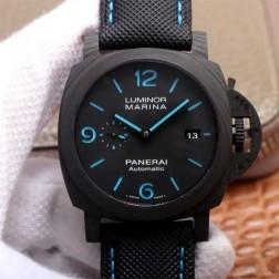 44MM Swiss Made Automatic New Swiss Panerai LUMINOR PAM01661 1:1 Best Replica Watch SPA0035