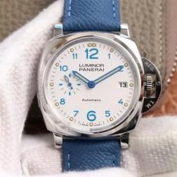 42MM Swiss Made Automatic New Swiss Panerai LUMINOR PAM00906 1:1 Best Replica Watch SPA0036