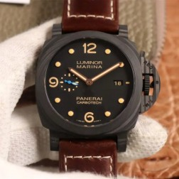 44MM Swiss Made Automatic New Swiss Panerai LUMINOR PAM00661 1:1 Best Replica Watch SPA0037