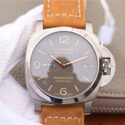 44MM Swiss Made Automatic New Swiss Panerai LUMINOR PAM01351 1:1 Best Replica Watch SPA0042