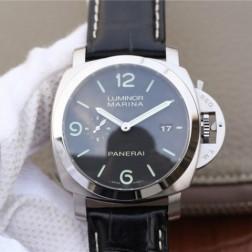 44MM Swiss Made Automatic New Swiss Panerai LUMINOR PAM312 1:1 Best Replica Watch SPA0046
