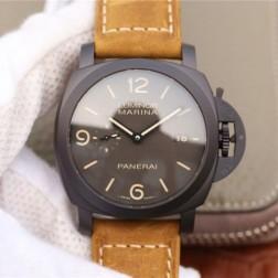 44MM Swiss Made Automatic New Swiss Panerai LUMINOR PAM386 1:1 Best Replica Watch SPA0048