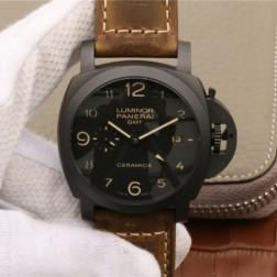 44MM Swiss Made Automatic New Swiss Panerai LUMINOR PAM00441 1:1 Best Replica Watch SPA0052