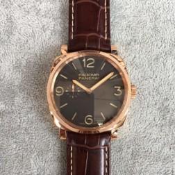 42MM Swiss Made Hand-winding New Panerai RADIOMIR PAM00439 1:1 Best Replica Watch SPA0056