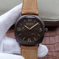 47MM Swiss Made Hand-winding New Panerai RADIOMIR PAM00504 1:1 Best Replica Watch SPA0057