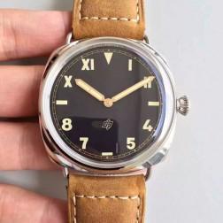 47MM Swiss Made Hand-winding New Panerai RADIOMIR CALIFORNIA 3 DAYS ACCIAIO PAM00424 1:1 Best Replica Watch SPA0059