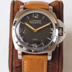 47MM Swiss Made Hand-winding Panerai Luminor 1950 PAM00127 1:1 Best Replica Watch SPA0062