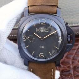 47MM Swiss Made Hand-winding Panerai Luminor 1950 3 Days Pam00375 1:1 Best Replica Watch SPA0063