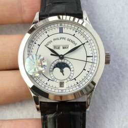 1:1 Mirror Replica Patek Philippe 5396G-001 Complications Swiss Made Watch SPP047