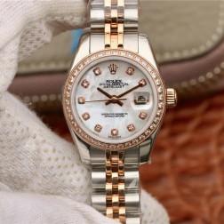28MM Swiss Made Automatic New Version Ladies Rolex Woman Watch SR0022