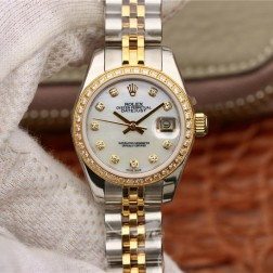 28MM Swiss Made Automatic New Version Ladies Rolex Woman Watch SR0026