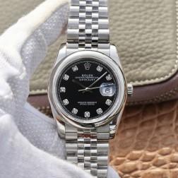 36MM Swiss Made Automatic New Version Rolex Watch SR0040