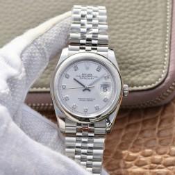 36MM Swiss Made Automatic New Version Rolex Watch SR0041