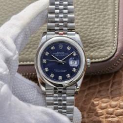 36MM Swiss Made Automatic New Version Rolex Watch SR0043