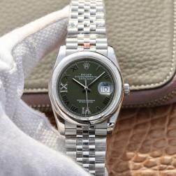 36MM Swiss Made Automatic New Version Rolex Watch SR0044