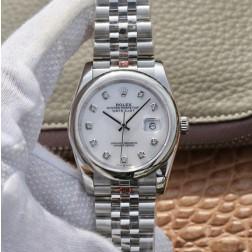 36MM Swiss Made Automatic New Version Rolex Watch SR0045
