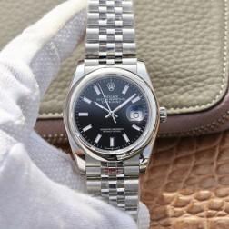 36MM Swiss Made Automatic New Version Rolex Watch SR0047