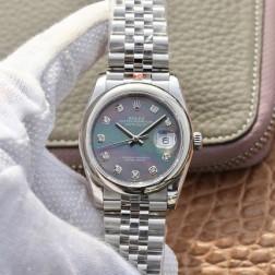 36MM Swiss Made Automatic New Version Rolex Watch SR0049