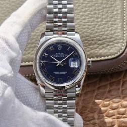 36MM Swiss Made Automatic New Version Rolex Watch SR0050