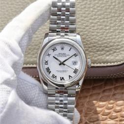 36MM Swiss Made Automatic New Version Rolex Watch SR0052