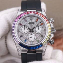 40MM Swiss Made Automatic New Version Rolex Daytona Watch SR0059