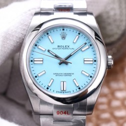 41MM Swiss Made Automatic New Version Rolex Oyster Perpetual Watch SR0061
