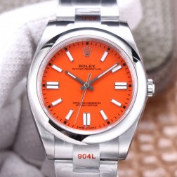 41MM Swiss Made Automatic New Version Rolex Oyster Perpetual Watch SR0062