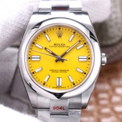 41MM Swiss Made Automatic New Version Rolex Oyster Perpetual Watch SR0065