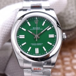 41MM Swiss Made Automatic New Version Rolex Oyster Perpetual Watch SR0067