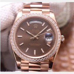 40MM Swiss Made Automatic New Version Rolex Day-Date Watch SR0070