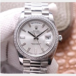 40MM Swiss Made Automatic New Version Rolex Day-Date Watch SR0078