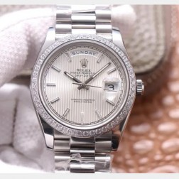 40MM Swiss Made Automatic New Version Rolex Day-Date Watch SR0080