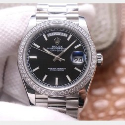 40MM Swiss Made Automatic New Version Rolex Day-Date Watch SR0081