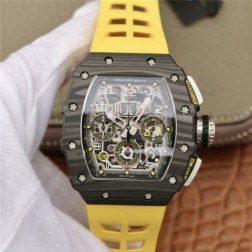 45MM Swiss Made Automatic New Richard Mille RM11-03 Best Replica Watch SRM0003