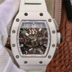 40MM Swiss Made Automatic New Richard Mille RM011 Best Replica Watch SRM0010