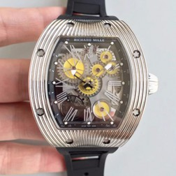 39.7MM Swiss Made Automatic New Richard Mille RM018 Best Replica Watch SRM0015