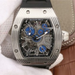 39.7MM Swiss Made Automatic New Richard Mille RM018 Best Replica Watch SRM0016