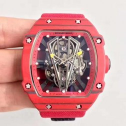 40.3MM Swiss Made Automatic New Richard Mille RM27-03 Best Replica Watch SRM0019
