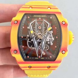 40.3MM Swiss Made Automatic New Richard Mille RM27-03 Best Replica Watch SRM0020