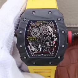 42MM Swiss Made Automatic New Richard Mille RM35-02 Best Replica Watch SRM0022