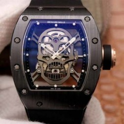 42.7MM Swiss Made Automatic New Richard Mille RM52-01 Best Replica Watch SRM0024