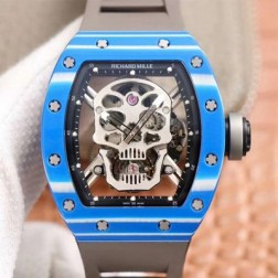 44.3MM Swiss Made Automatic New Richard Mille RM052 Best Replica Watch SRM0025