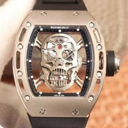 44.3MM Swiss Made Automatic New Richard Mille RM052 Best Replica Watch SRM0028