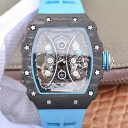 44.5MM Swiss Made Automatic New Richard Mille RM53-01 Best Replica Watch SRM0031