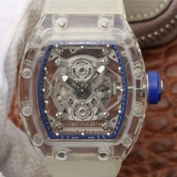 43MM Swiss Made Automatic New Richard Mille RM56-01 Best Replica Watch SRM0038