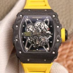 42.7MM Swiss Made Automatic New Richard Mille RM35-01 Best Replica Watch SRM0041